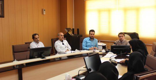 کمیته تغذیه و رژیم های درمان بیمارستان میلاد شهریار