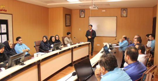 آموزش اقدامات اورژانسی و کمک های اولیه در بیمارستان میلاد شهریار