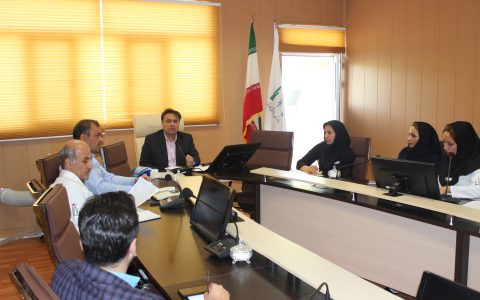 تشکیل کمیته تغذیه بیمارستان میلاد شهریار