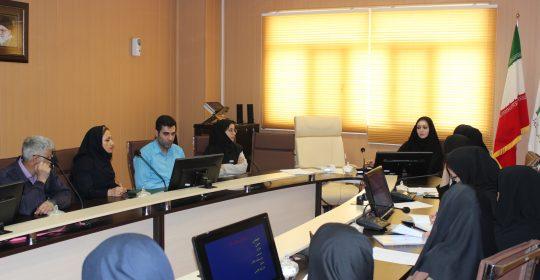 برگزاری کلاس آموزشی مدیریت خودکشی در بیمارستان میلاد شهریار