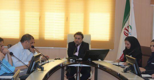 اجرای طرح سلامت فشار خون در بیمارستان میلاد شهریار