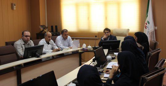 کمیته کنترل عفونت بیماران بیمارستان میلاد شهریار برگزار شد