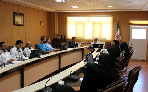 جلسه ADR بیمارستان میلاد شهریار برگزار شد