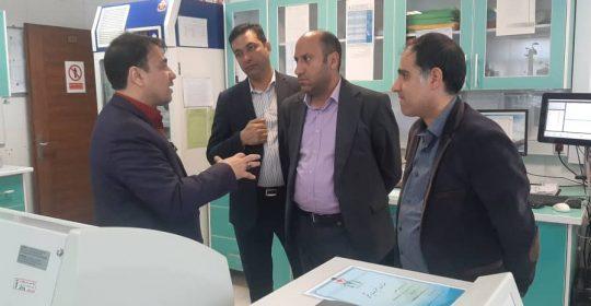 بازدید شهرداری شهریار از بیمارستان میلاد این شهر