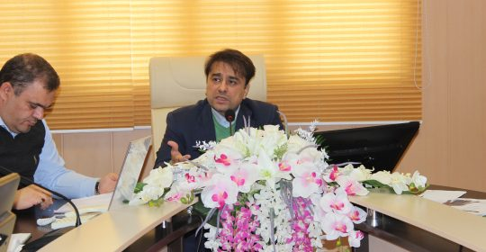 برگزاری جلسه توجیهی راهکارهای پیشگیری و مقابله با ویروس کرونا در بیماریستان میلاد شهریار