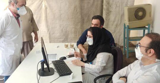 آغاز واکسیناسیون سراسری در بیمارستان میلاد شهریار