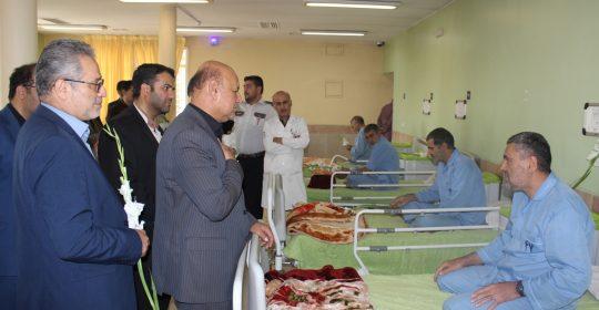 بیمارستان میلاد شهریار باعث افتخار کشور است