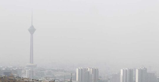 آلودگی هوا و راههای مقابله با آن